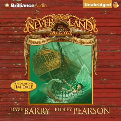 Escape from the Carnivale by Dave Barry audiobook