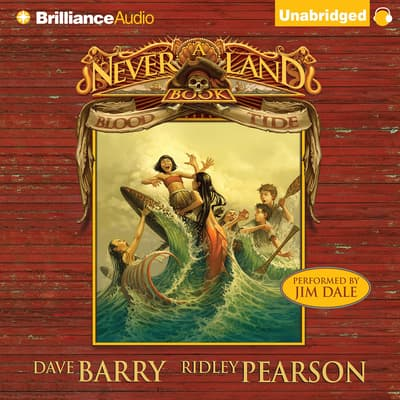 Blood Tide by Dave Barry audiobook