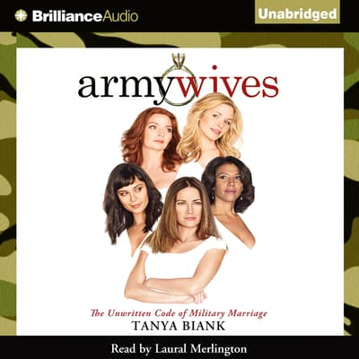 Army Wives by Tanya Biank audiobook