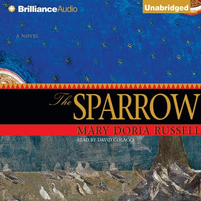 The Sparrow by Mary Doria Russell audiobook