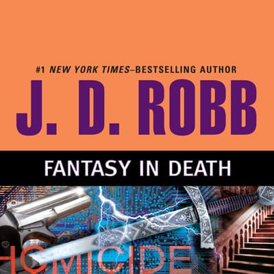 Fantasy in Death by J. D. Robb audiobook