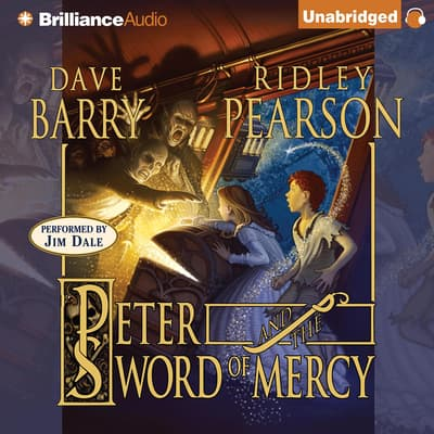 Peter and the Sword of Mercy by Dave Barry audiobook