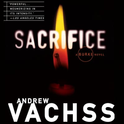 Sacrifice by Andrew Vachss audiobook