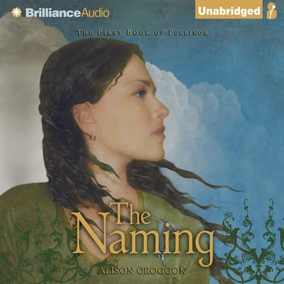 The Naming by Alison Croggon audiobook