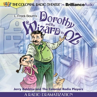 Dorothy and the Wizard in Oz by L. Frank Baum audiobook