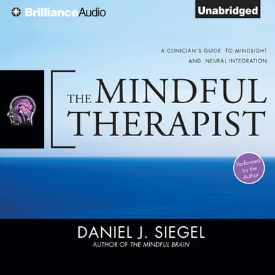 The Mindful Therapist by Daniel J. Siegel audiobook