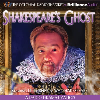 Shakespeare's Ghost by J. T. Turner audiobook