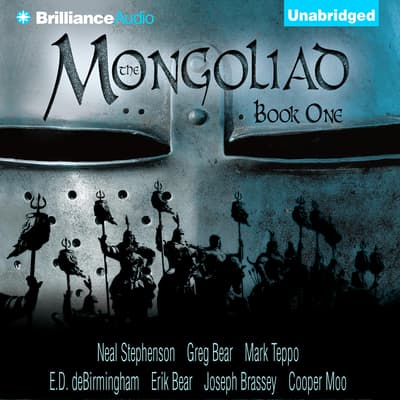 The Mongoliad: Book One by various authors audiobook