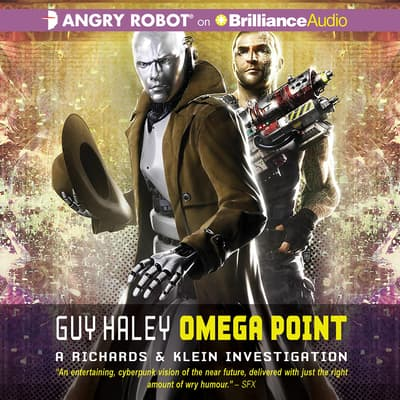 Omega Point by Guy Haley audiobook