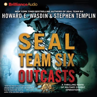 SEAL Team Six Outcasts by Howard E. Wasdin audiobook