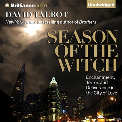 Season of the Witch by David Talbot audiobook
