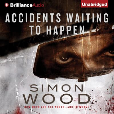 Accidents Waiting to Happen by Simon Wood audiobook
