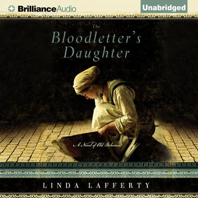 The Bloodletter's Daughter by Linda Lafferty audiobook