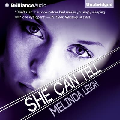 She Can Tell by Melinda Leigh audiobook