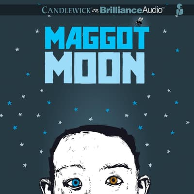 Maggot Moon by Sally Gardner audiobook