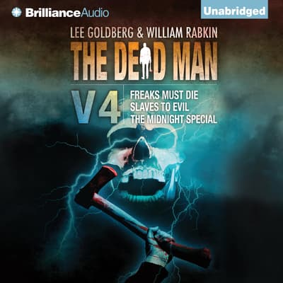 The Dead Man Vol 4 by Joel Goldman audiobook