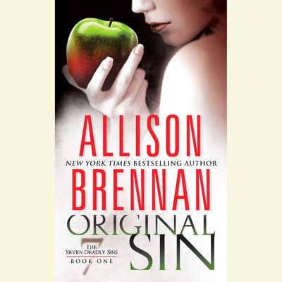 Original Sin by Allison Brennan audiobook