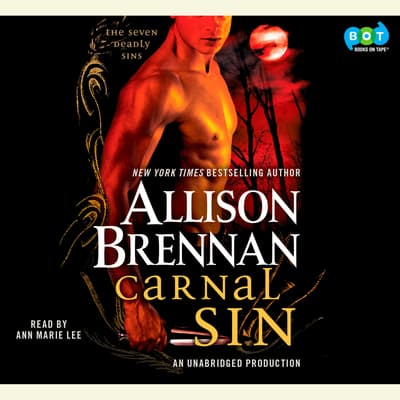 Carnal Sin by Allison Brennan audiobook