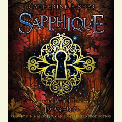 Sapphique by Catherine Fisher audiobook