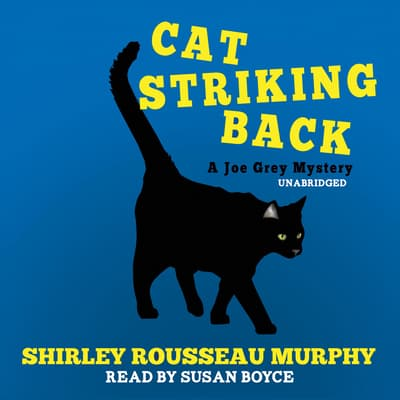 Cat Striking Back by Shirley Rousseau Murphy audiobook