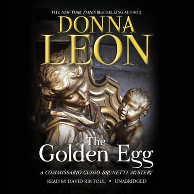 The Golden Egg by Donna Leon audiobook