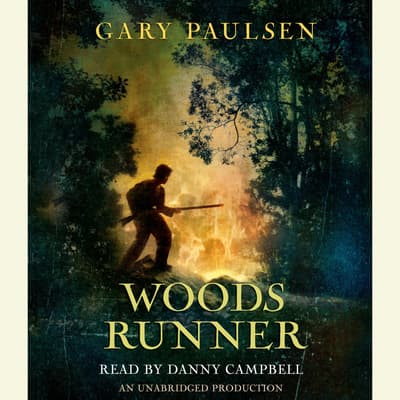 Woods Runner by Gary Paulsen audiobook