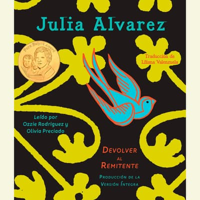 Devolver al Remitente by Julia Alvarez audiobook