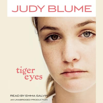 Tiger Eyes by Judy Blume audiobook