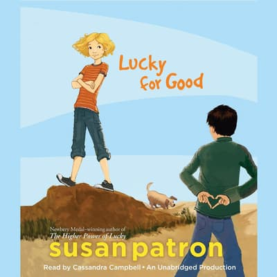 Lucky for Good by Susan Patron audiobook