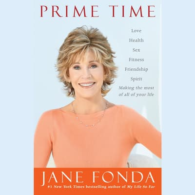 Prime Time by Jane Fonda audiobook