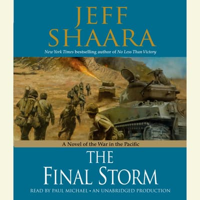 The Final Storm by Jeff Shaara audiobook