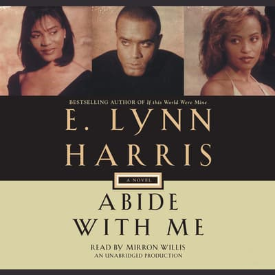 Abide with Me by E. Lynn Harris audiobook