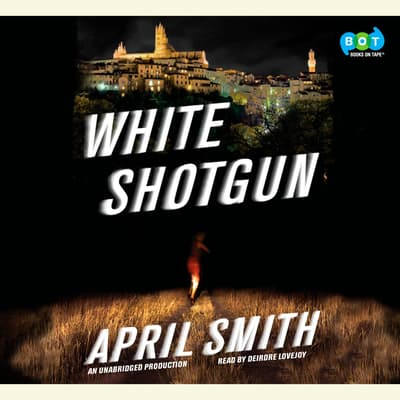 White Shotgun by April Smith audiobook