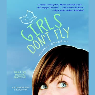 Girls Don't Fly by Kristen Chandler audiobook