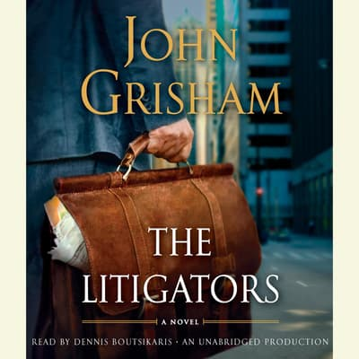 The Litigators by John Grisham audiobook