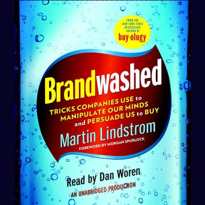 Brandwashed by Martin Lindstrom audiobook