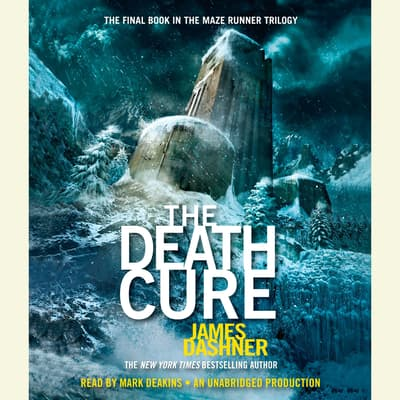 The Death Cure by James Dashner audiobook
