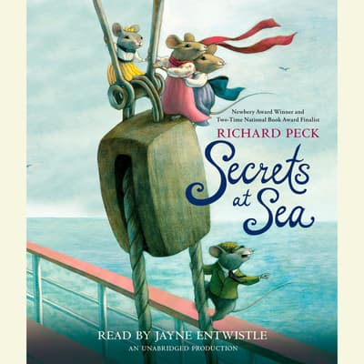 Secrets at Sea by Richard Peck audiobook