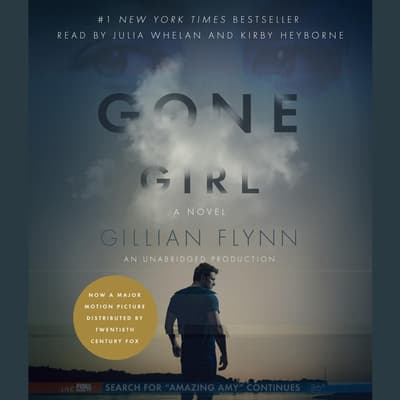 Gone Girl by Gillian Flynn audiobook