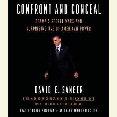 Confront and Conceal by David E. Sanger audiobook