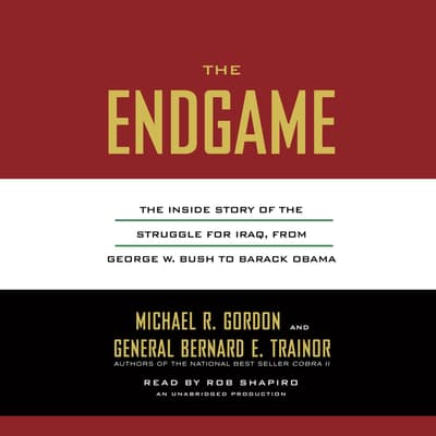 The Endgame by Michael R. Gordon audiobook