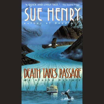 Death Takes Passage by Sue Henry audiobook
