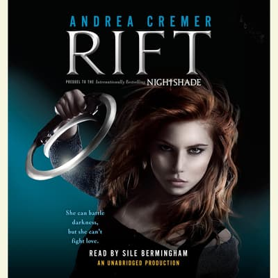 Rift by Andrea Cremer audiobook