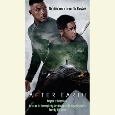 After Earth by Peter David audiobook