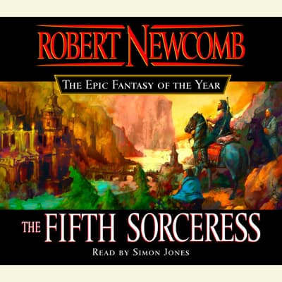 The Fifth Sorceress by Robert Newcomb audiobook