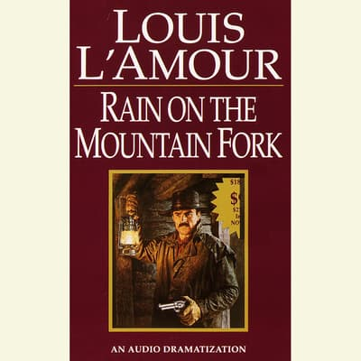 Rain on a Mountain Fork by Louis L'Amour audiobook