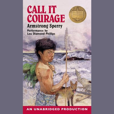 Call it Courage by Armstrong Sperry audiobook