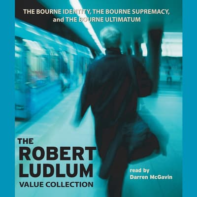 The Robert Ludlum Value Collection by Robert Ludlum audiobook