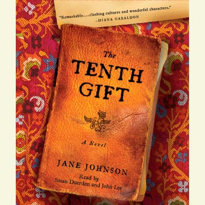 The Tenth Gift by Jane Johnson audiobook