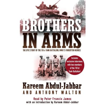 Brothers in Arms by Kareem Abdul-Jabbar audiobook